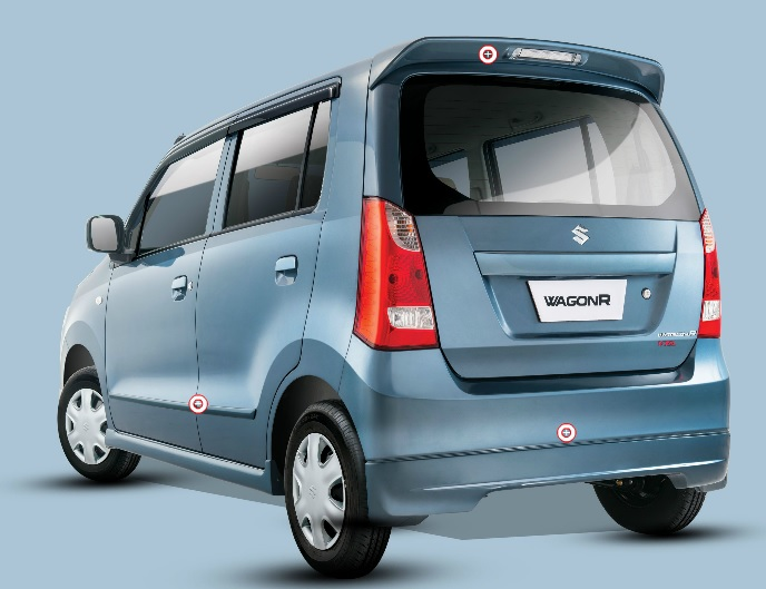 suzuki wagon r vxl 2014 model pictures
