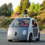 Google Driverless Car pics