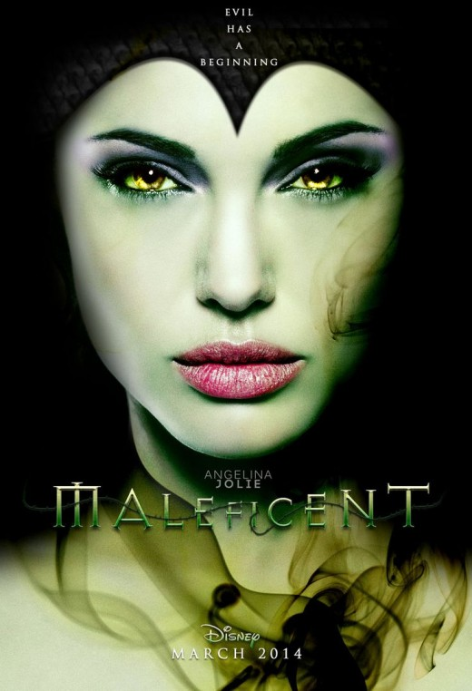 Hollywood Film Maleficent 2014 Last Trailer Releases