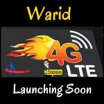 Warid Goes Public Providing 4G LTE