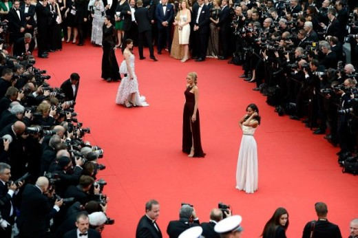 Cannes Film Festival 2014 starts in France