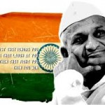 Indian Social Activist 'Anna Hazare' Appears in Bollywood Movie