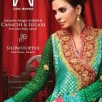 Ashal Mujtaba Women Summer Dresses 2014