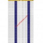 Dadu Ramadan Calendar 2014 Pakistan Sahr o Iftaar Schedule