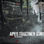 Dawn of the Planet of the Apes Movie 2014
