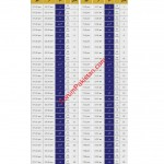 Hasilpur Ramadan Calendar 2014 Pakistan Sahr o Iftaar Schedule