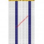 Hazara Ramadan Calendar 2014 Pakistan Sahr o Iftaar Schedule