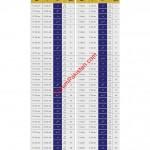 Jhelum Ramadan Calendar 2014 Pakistan Sahr o Iftaar Schedule