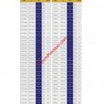 Kamoke Ramadan Calendar 2014 Pakistan Sahr o Iftaar Schedule