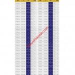 Karachi Ramadan Calendar 2014 Pakistan Sahr o Iftaar Schedule
