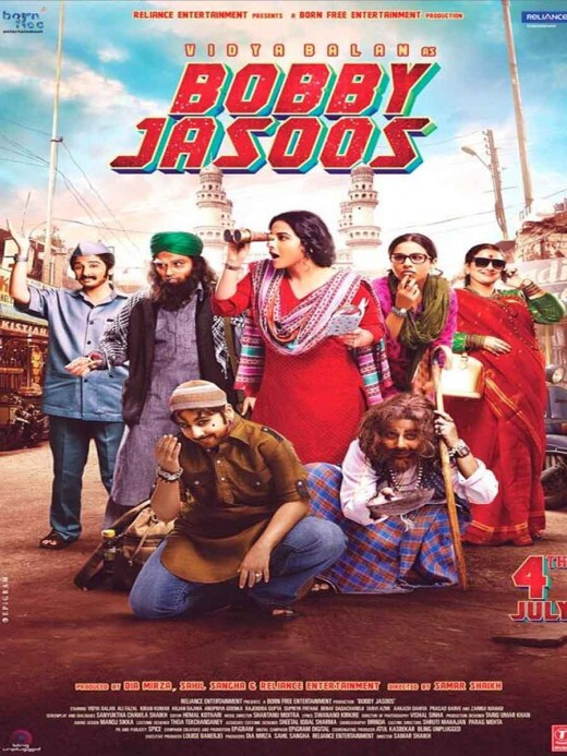 Bobby Jasoos (2014) Worldfree4u - Watch Online Full Movie Free Download Hindi Movie DVDScr