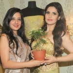 Amy Billimoria Collection 2014 with Zarina Khan