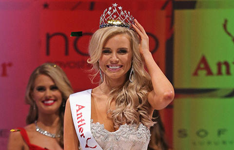 Tegan Martin Miss Universe 2014 Pictures
