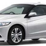 Honda CR-Z Sports Hybrid Metallic 2014 Front view