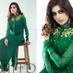 Zaheer Abbas Launches Girls Eid Dresses 2014