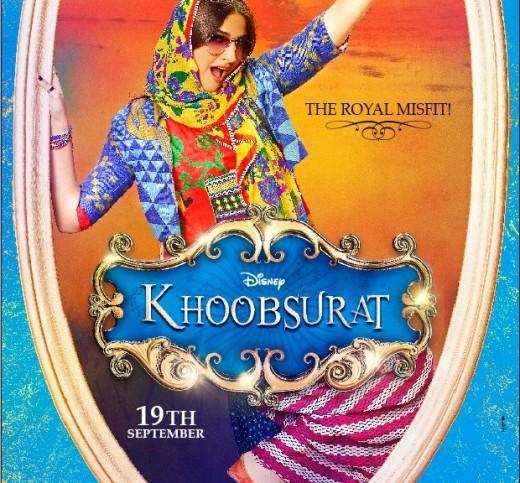 Khoobsurat 2014 Poster