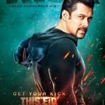 Salman khan movie Kick 2014 Poster