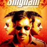 Movie Singham Returns 2014 Poster
