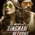Singham Returns 2014 Movie Poster