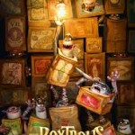 3D Animated Movie The Boxtrolls 2014 Poster
