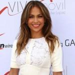 Jennifer Lopez celebrates her 45th birthday