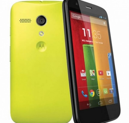 Motorola Moto G on Verizon receives Android 4.4.4 KitKat