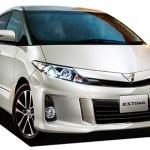 Toyota Estima AERAS 2014 Model Picture