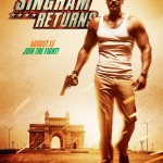 Singham Returns 2014 Film Poster