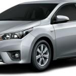 Toyota Corolla Altis 1.8 Grande 2014