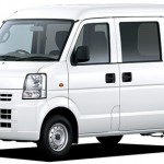 Suzuki Every Join 2014 Front view