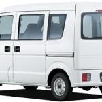 Suzuki Every GA 2014 Back View