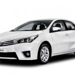 Toyota Corolla Altis 1.8 Grande Automatic 2014 Front View