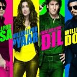 Ali Zafar Film Kil Dil new promos releases