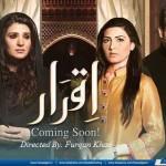 Geo started new Drama serial Iqrar