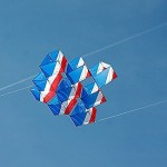 Introduction of 3D kites in USA