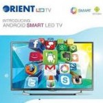 Orient company introduced Android LED TV