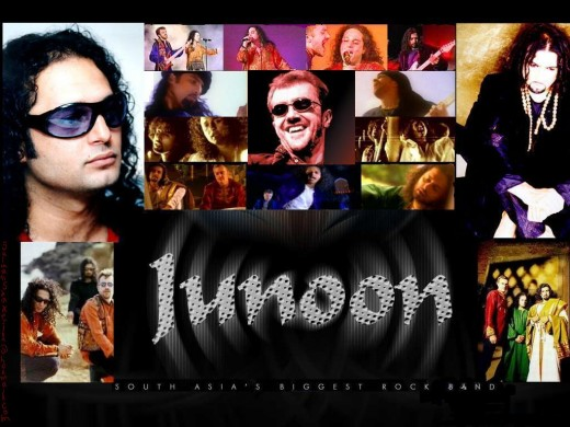 Vital Signs and Junoon Ready to Release Songs for World Cup 2015