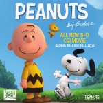 Movie Peanuts 2015 Poster