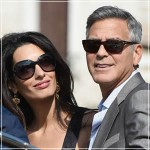 George and Amal Clooney deny pregnancy rumours