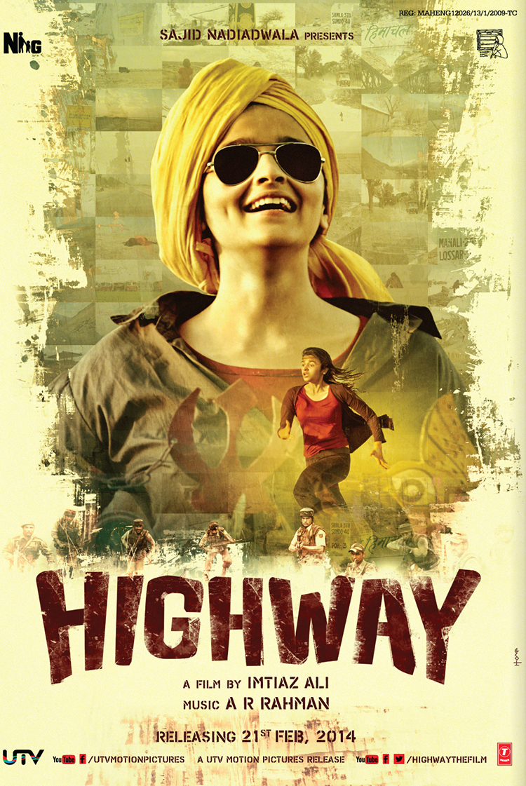 Highway 2014 Movie Poster