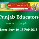PPSC Punjab Educators