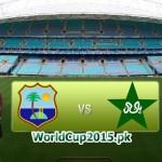 Pakistan vs West Indies