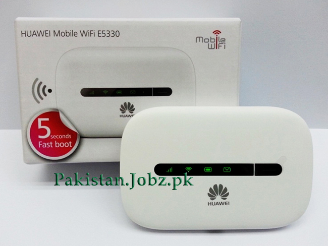 Zong 3G & 4G MiFi Devices