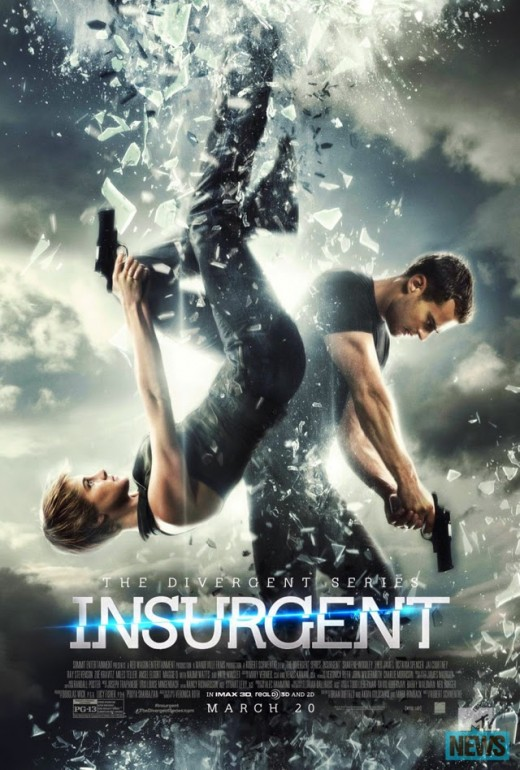 Insurgent Movie Poster 02
