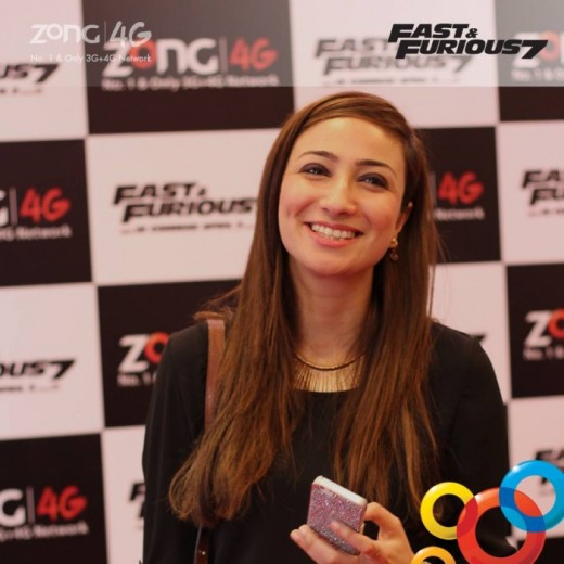 Zong Exclusive Premiere in Cinepax Ocean Mall Picture 12