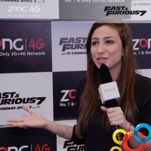 Zong Exclusive Premiere in Cinepax Ocean Mall Picture 03