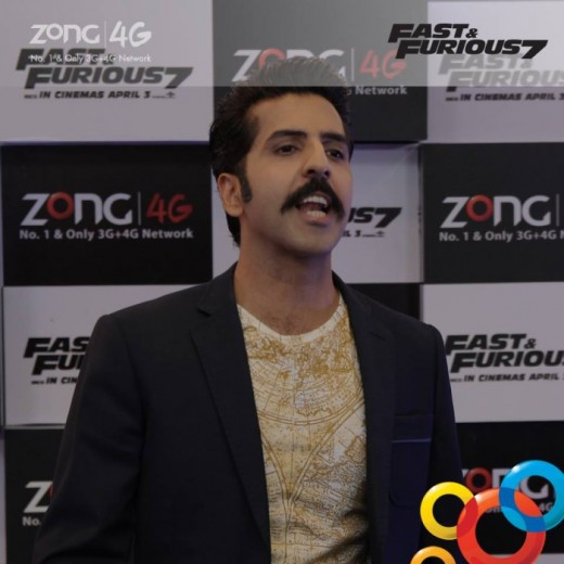 Zong Exclusive Premiere in Cinepax Ocean Mall Picture 05