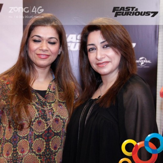 Zong Exclusive Premiere in Cinepax Ocean Mall Picture 06