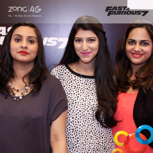 Zong Exclusive Premiere in Cinepax Ocean Mall Picture 07