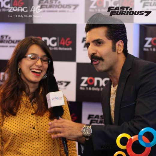 Zong Exclusive Premiere in Cinepax Ocean Mall Picture 08
